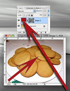 Photoshop arrows step 4