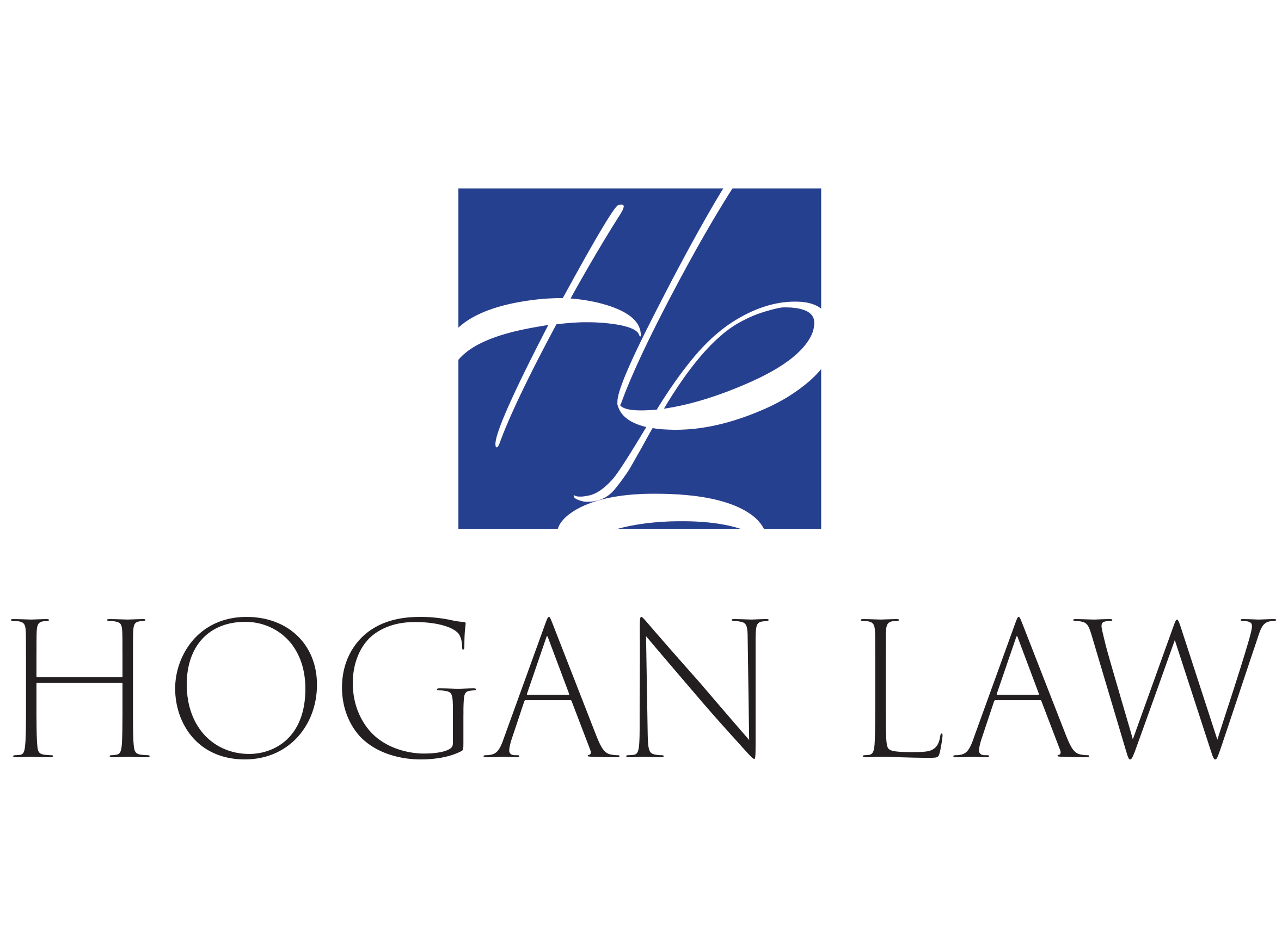 Hogan Law logo