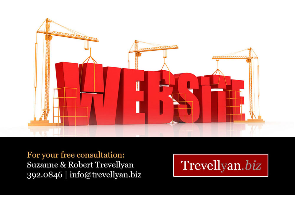 Movie slide (cinema advertising) design for Trevellyan.biz - Columbia County NY's web designer and developer