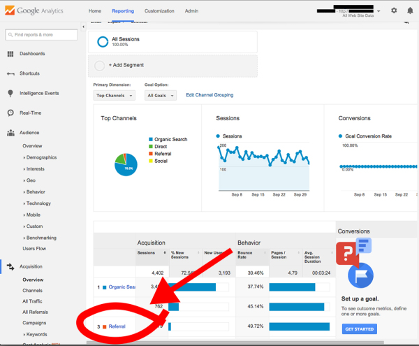How to remove Semalt from Google Analytics: Step 4
