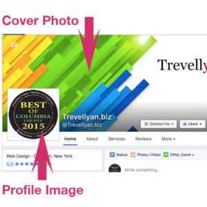 Facebook Cover Photo and Profile Picture Sizing