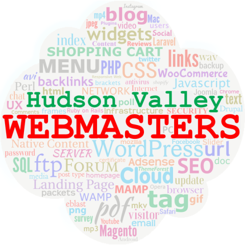 Robert Trevellyan to Speak at Hudson Valley Webmasters Group
