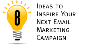 Ideas to inspire your next email marketing campaign