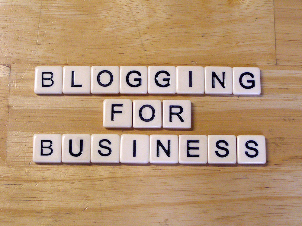 Blogging for Business. Seven Reasons To Start