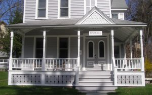 Home Office Trevellyan.biz located in Chatham, NY in Columbia County, NY