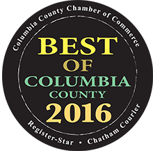 """Voted """"Best Web Developer in Columbia County"""" two years in a row."""
