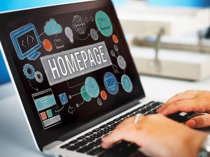 Does Your Website Need A Home Page Link?