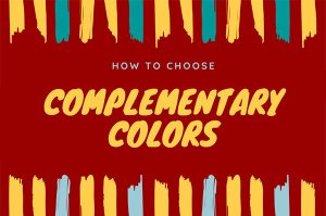 How to choose complementary colors