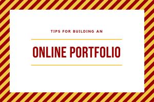 Online Portfolio Tips