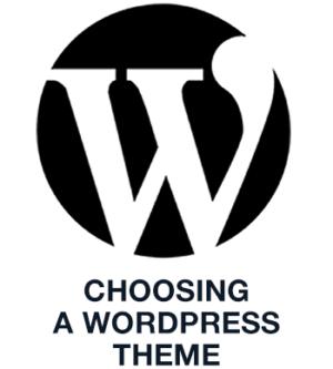 Checklist for choosing a WordPress theme