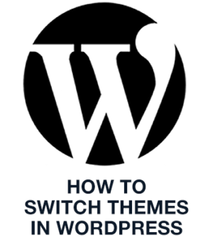 Checklist of how to replace a theme in WordPress